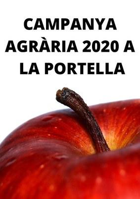 CAMPANYA AGRÀRIA 2020